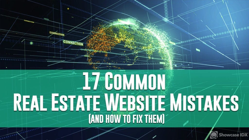 17 Common WordPress Mistakes Real Estate Agents and Their Web Developers Make (and How to Fix Them) by Kurt Uhlir
