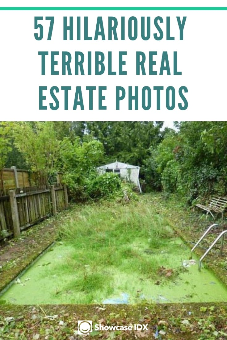 Terrible Real Estate Photos List