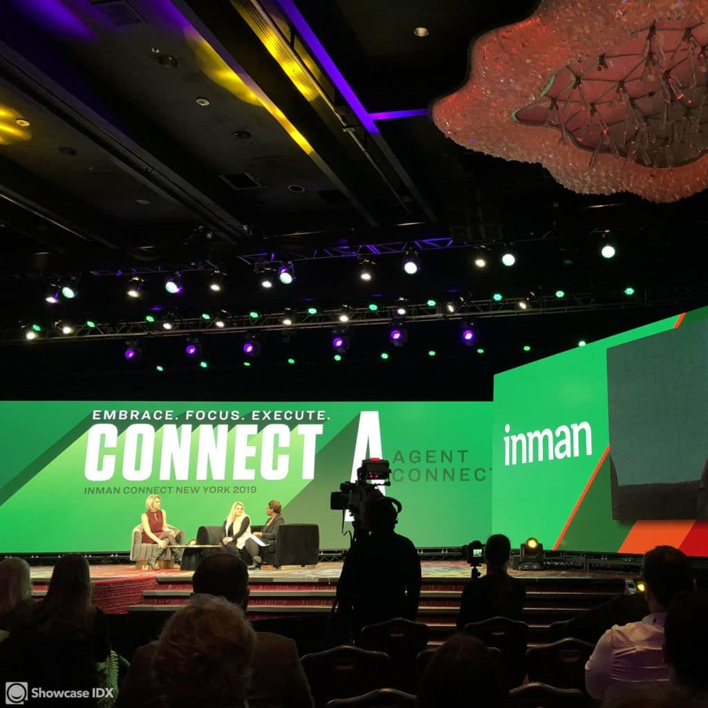 Inman Connect New York 2019 - main room 4