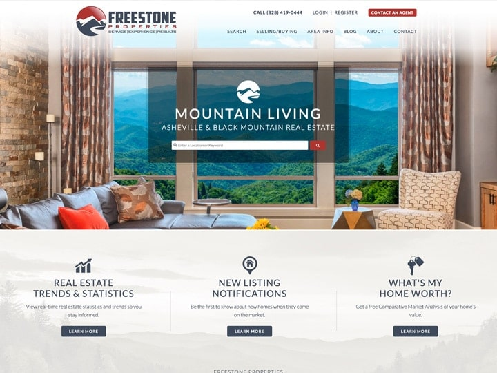 Asheville & Black Mountain Real Estate
