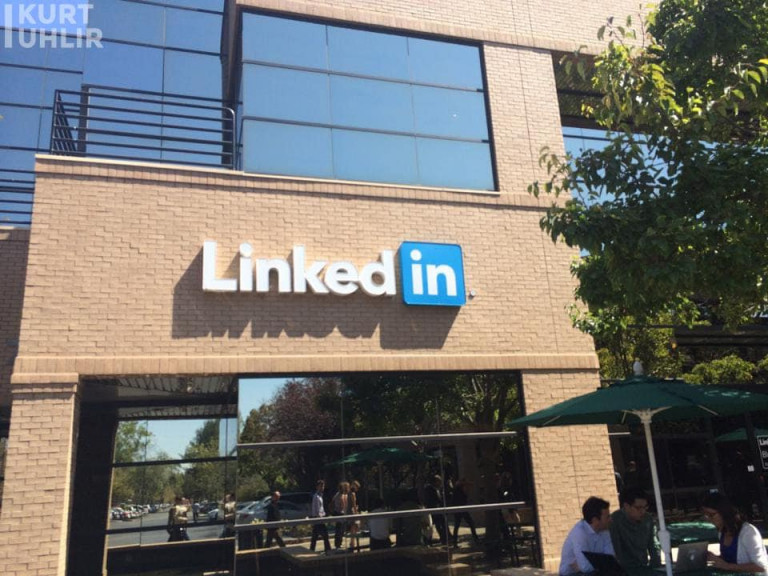 Back at LinkedIn's Headquarters