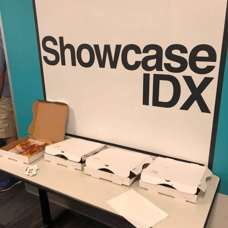Showcase-IDX-Pizza