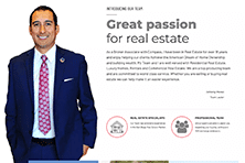 wordpress realtor site - 222x148